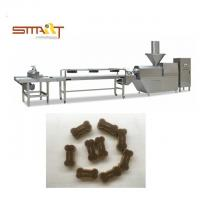 Cold Extrusion Pet Food Extruder Machine / Jerky Treat Forming Machine Manufactures