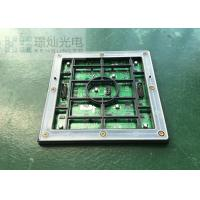 Outdoor P4 high definition LED Module Display Die casting Magnesium Alloy Manufactures