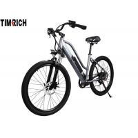TM-KV-2660  Three Riding Modes Electric Powered Bicycles , 26 Inch Battery Operated Bicycle Manufactures