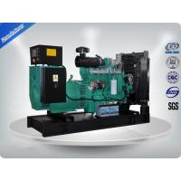 Professional Water - Cooled Open Diesel Generator 90Kw / 113Kva With Dry Oil Filter 3 phase 6 cylinder Manufactures