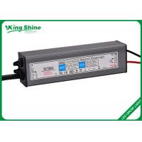 China 50 Watt High Power LED Driver Power Supply for LED Display , 24v Led Transformer on sale