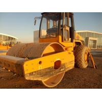Quality LONKING LG520B single drum vibratory roller for heavy equipment 128 KW Power for sale