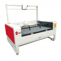 Flying Leather Cutting Machinery For Sublimation Textile Manufactures