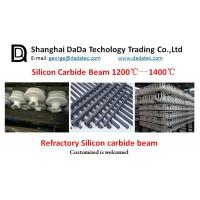Refractory Silicon carbide pipe refractory kiln furniture supplier Manufactures