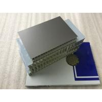 Lightweight Aluminum Honeycomb Core Panels High Strength For Rail Construction Manufactures