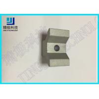 Buy cheap Double Connector Aluminum Weld Pipe Fittings 6063-T5 Sandblasting Joints AL-21 from wholesalers