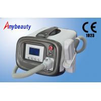 Portable Laser Tattoo Removal Machine / Black Nevus , Age Pigment Removel Equipment Manufactures