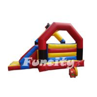 Giant Monkey 0.55mm PVC Tarpaulin Inflatable Bouncer for Amusement Manufactures