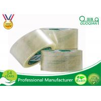Bopp Self Adhesive Crystal Clear Tape 24mm Wide Packing Tape 35-65 mic Manufactures