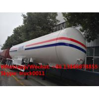 Quality Professional Chengli 3 axle 50cbm lpg tanker trailers for sale,Factory sale best for sale