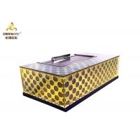 Customized Teppanyaki Grill Double Burners /Japanese Restaurant Grill Table Manufactures