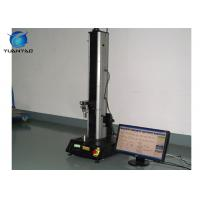 Single Column Electronic Servo Mechanical Testing Equipment For Wires / Cables Manufactures