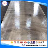 Buy cheap ASTM A618 Standrad A3 Cold Work Tool Steel Bar , Steel Flat Bar For Mechanical from wholesalers