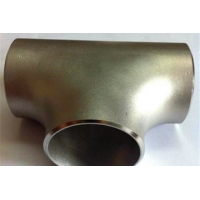"""Hydraulic Bulging Seamless 1/2"""" SS316 Stainless Steel Tee Manufactures"""