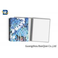 Pretty Girl Design 3D Lenticular Notebook PET / PP / PVC Cover Material Manufactures