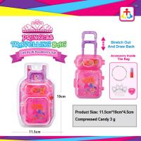 Princess travelling bag with candies in plastic bag Manufactures