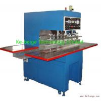Buy cheap Automatic Plastic Tarpaulin Welding Machine 10kw For Awning / Film Fabric Welding from wholesalers