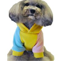 Pet Dog Colorful Clothes for Winter Sport Dog Coat Pet Accessories Manufactures