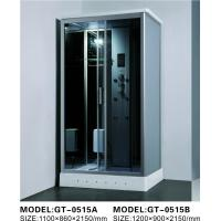 Durable Walk In Steam Shower Cubicle , Jacuzzi Steam Shower Cabins With Seat Manufactures