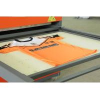 China High Pressure t shirt Heat Transfer Machine 80 * 100cm 9500W on sale