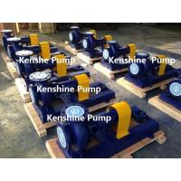 IHF Fluoroplastic liner centrifugal pump Manufactures
