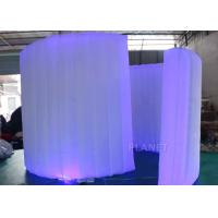 Display Inflatable Photo Booth Wall 9.82 Ft Length AC 110 / 220 V Supply Voltage Manufactures