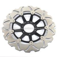 Quality CBR1100XX CB 1300 Motorcycle Brake Disc Rotor For Honda Spare Parts 310mm for sale