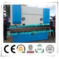 CNC And NC Sheet Metal Bending Machine Hydraulic Press Brake Machine Manufactures