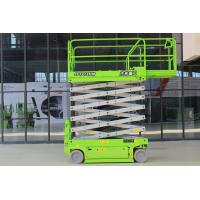 JESH Sky Lift Platform , Hydrualic Power Scissor Lift Working Height 12m Manufactures