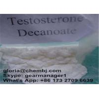 5721-91-5 Testosterone Anabolic Steroid Powder Testosterone Decanoate for Male Hypogonadism Manufactures