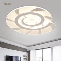 Quality Modern LED Ceiling Lights Acryl Round Conch Ceiling Lamp Home luminaria Living for sale