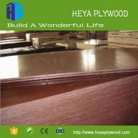 HEYA construction shuttering plywood 15mm brown film faced plywood maker Manufactures