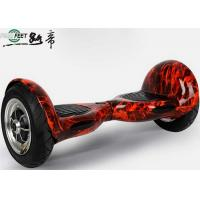 High-Tech Electric Drfting 2 Wheel Self Balancing Scooter Adult With LED Light Manufactures