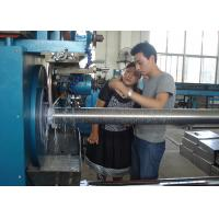 High Precison Wedge Wire Screen Welding Machine For Making Water Well Screens Manufactures
