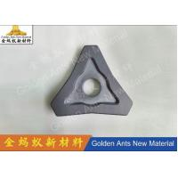 Durable Cemented Carbide Cutting Tool / Industrial Tungsten Carbide Parts Manufactures