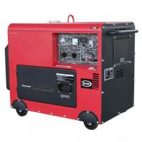 China New products 5kw portable silent diesel generator factory price on sale