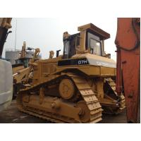 4.5cbm Blade Capacity Used Construction Equipment Caterpillar D7H Dozer For Sale Manufactures