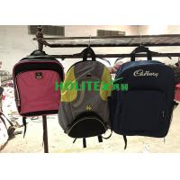 Colorful Used School Bags / Used Travel Bags All Seasons Available For Africa Manufactures