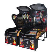 China 2017 Hot Sale Luxury Amusement Coin Operated Street Basketball Arcade Game Machine Basketball Shooting Game Machine on sale