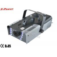 8*3w RGB LED Halloween Stage  Fog Machine 1200W, Color Fog Machine  X-023 Manufactures