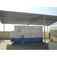 Integrated Modular 1000Nm3 CNG Refueling Compressor 22KW*2 Manufactures