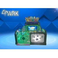 CE Video Arcade Game Machines / Amusement Happy Soccer Shooting Ball Prize Redemption Games Manufactures