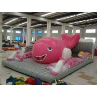Cute Small PVC Tarpaulin Bounce Castle Inflatable Sports Games For Children Manufactures