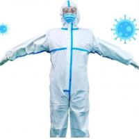 Disposable Protection Suit For Medical Use Manufactures