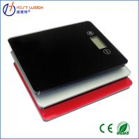 Tempered glass Kitchen food scales Household scale touch-key Digital kitchen scale 5000g*1g Manufactures
