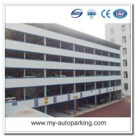 2-12 Floors Hydraulic/Automated/Automatic /Mechanical/Smart Puzzle Car Parking Systems/Machine/Garages/ Solutions Manufactures