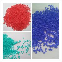 circle shape speckles color speckle detergent raw materials  detergent powder enzyme speckles Manufactures