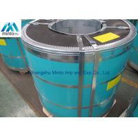 China Corrugated Steel Pre Painted Galvanized Steel Coils 0.17mm - 0.8mm Thickness on sale