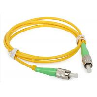 2.0 3.0mm Fiber Optic Patch Cable Cord 3m / 5m For Outdoor Communication Manufactures