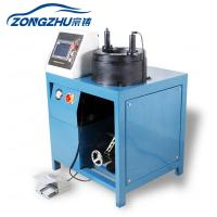 380V 415V 220V Hose Pipe Making Machine For Hydraulic Hoses Specified Dies Set Manufactures